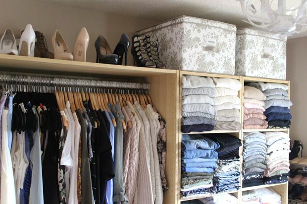 Closet Organization 2