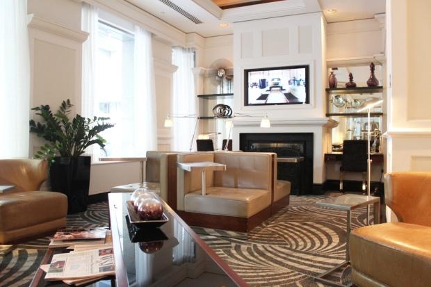 Loews Hotel Vogue Lobby 3