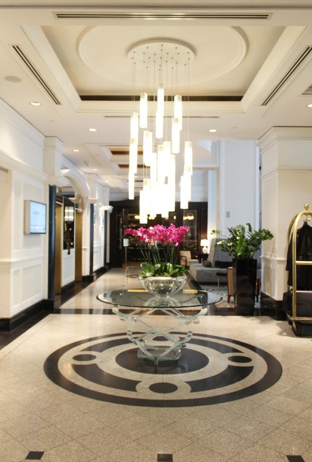 Loews Hotel Vogue Lobby 5