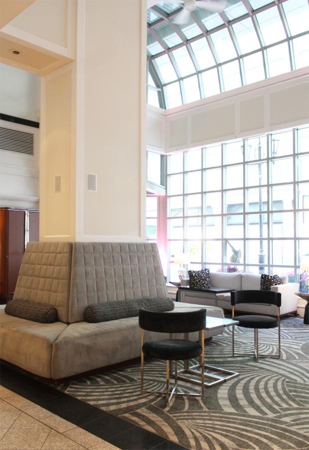 Loews Hotel Vogue Lobby