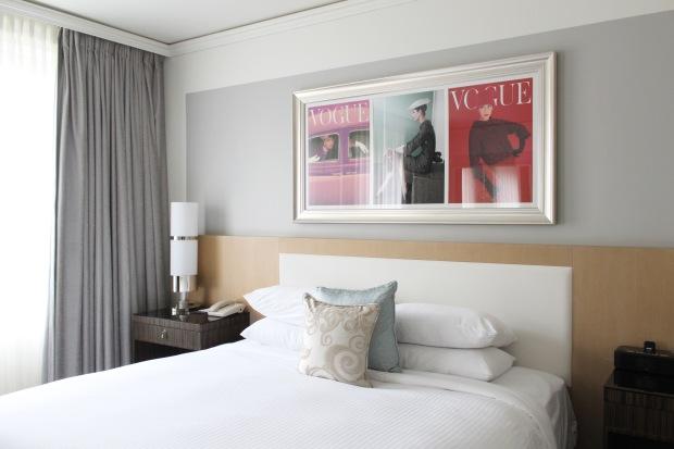 Loews Hotel Vogue Luxury King Suite 11