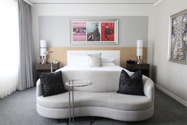 Loews Hotel Vogue Luxury King Suite