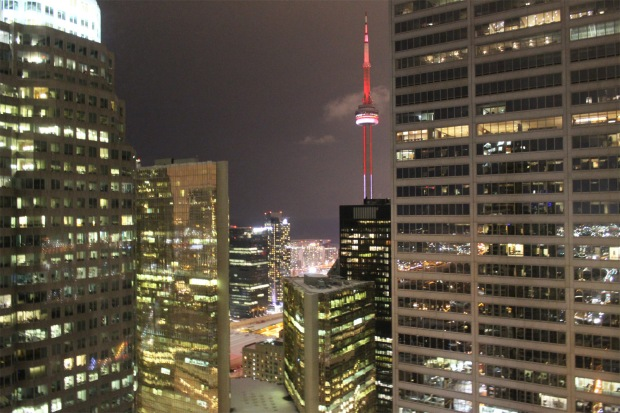 One King West View 1