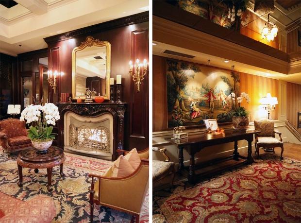 wedgewood hotel lobby